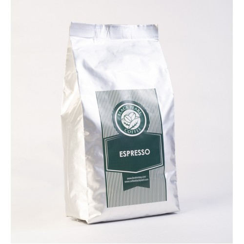 Black Pearl Espresso Çekirdek %100 Arabica Quadro Ambalaj 250 gr