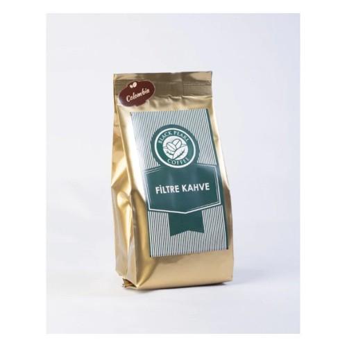 Black Pearl Filtre Kahve Colomibia Teneke 250 gr