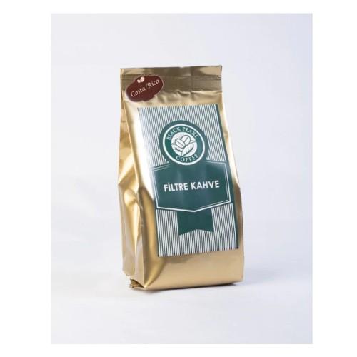 Black Pearl Filtre Kahve Costarica Quadro Ambalaj 250 gr