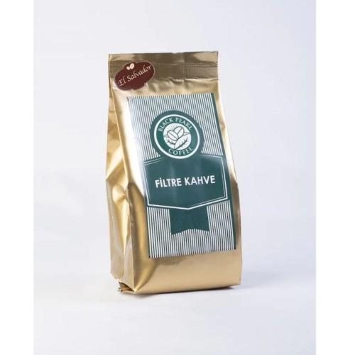 Black Pearl Filtre Kahve El Salvador Shasta Quadro Ambalaj 250 gr