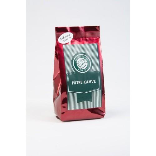 Black Pearl Filtre Kahve Endonazya Sumatra Quadro Ambalaj 250 gr