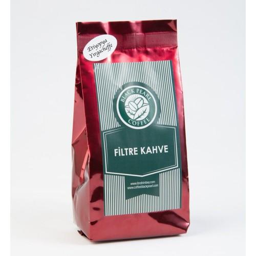 Black Pearl Filtre Kahve Etiyopya Yırgacheffe Quadro Ambalaj 250 gr