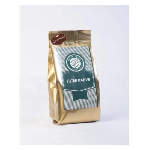 Black Pearl Filtre Kahve Guatamala Teneke 250 gr