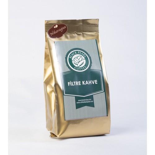 Black Pearl Filtre Kahve Nikaragua Olam Quadro Ambalaj 250 gr