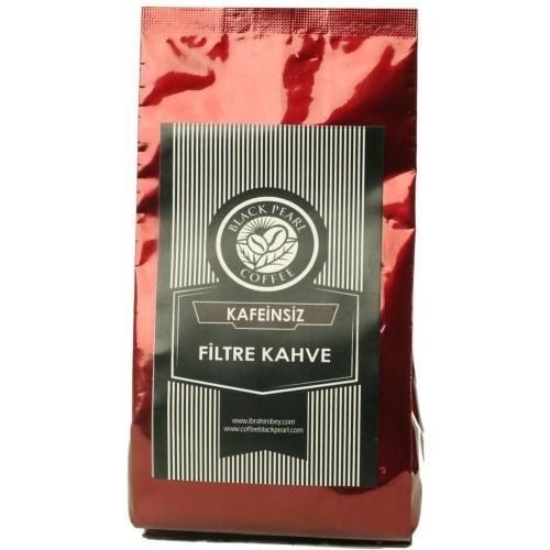 Black Pearl  Kafeinsiz Filtre Kahve Quadro Ambalaj 250 gr