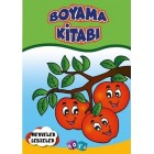 Boyama Kitabı - Meyveler ve Sebzeler - Kolektif