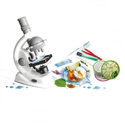 Clementoni Optik Mikroskop Deney Seti 64551
