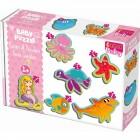 Diy-Toy Baby Puzzle Deniz Canlıları