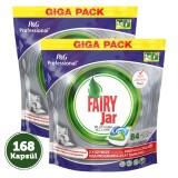 Fairy Jar Platinum Kapsül 84 lü (P&G Professional) x 2 Adet