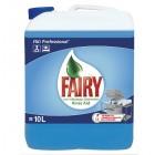Fairy Makina Durulama ve Parlatıcısı 10 Litre (P&G Professional)