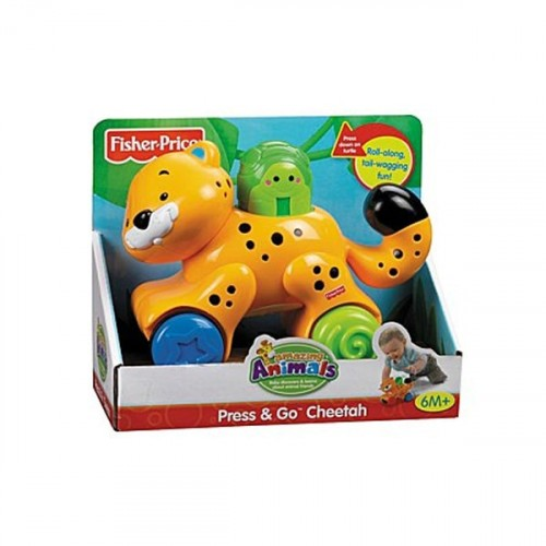 Fisher Price Press & Go Araçlar N8160 (Bas ve Git)