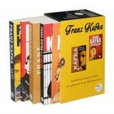 Franz Kafka Seti (5 Kitap Takım) - Franz Kafka