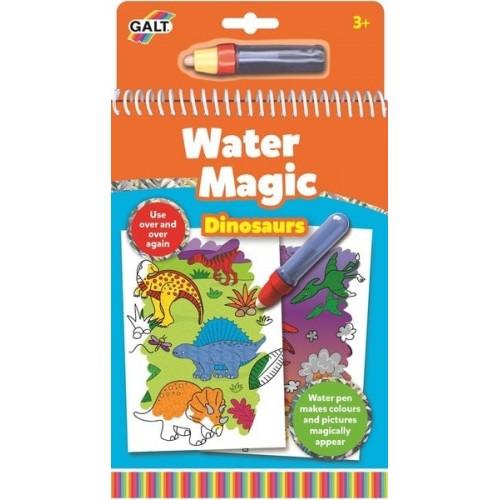 Galt Water Magic Sihirli Boyama Kitabı- Dinozorlar (3 Yaş+)