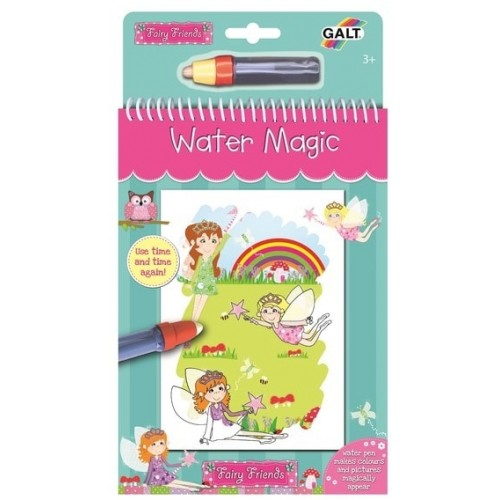 Galt Water Magic Sihirli Boyama Kitabı- Periler (3 Yaş+)