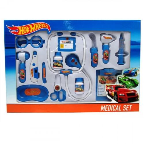 Hot Wheels 14 Parça Büyük Doktor Seti N338B/9917