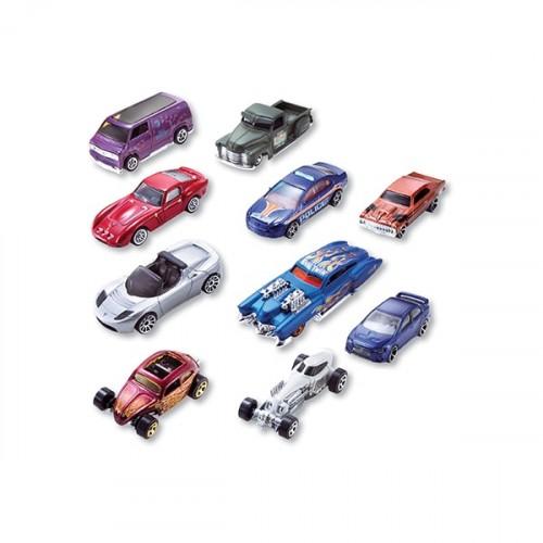 Hot Wheels Üçlü Araba Seti K5904