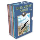 Jules Verne Serisi 10 Kitap Set - Jules Verne