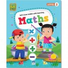 Learning Kids Maths Level 2 - Okul Öncesi 4-5-6 Yaş - Kolektif