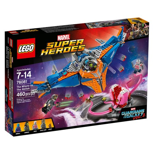 Lego Super Heroes The Milano vs. The Abilisk 76081
