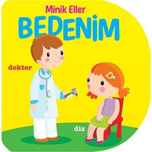 Minik Eller Serisi - Bedenim - Gamze Tuncel Demir