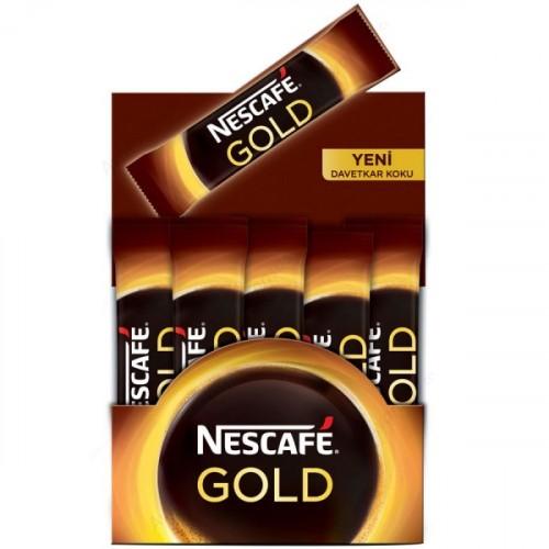 Nescafe Gold Stick 2 gr x 50 Adet