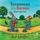 Tavşancan ile Faresu - Süper Oyuncak - Axel Scheffler