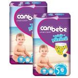 Canbebe Mayo Bebek Bezi Junior 5 Beden 11 Adet (12+ kg) x 2 Adet