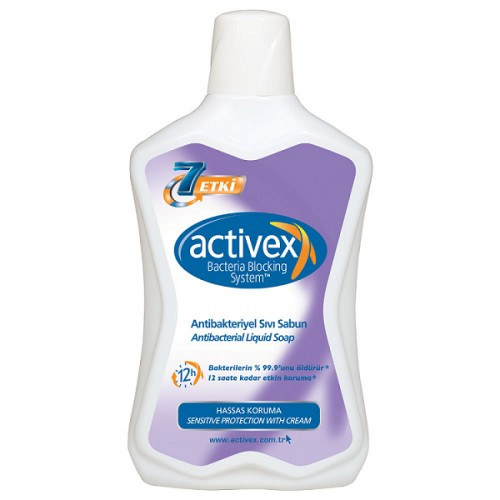 Activex Hassas Koruma Antibakteriyel Sıvı Sabun 700 ml