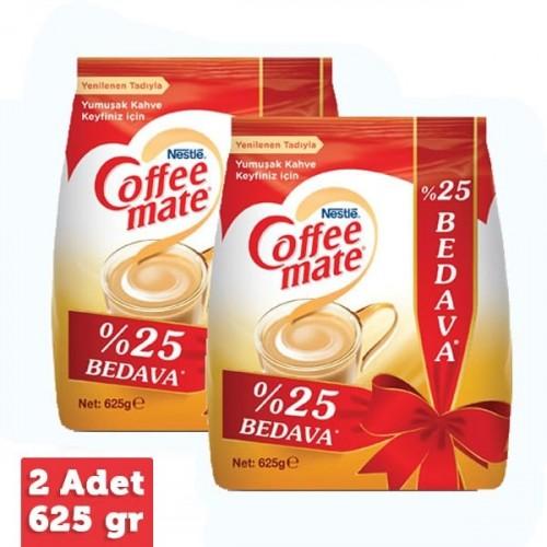 Nestle Coffee Mate 625 gr x 2 Adet