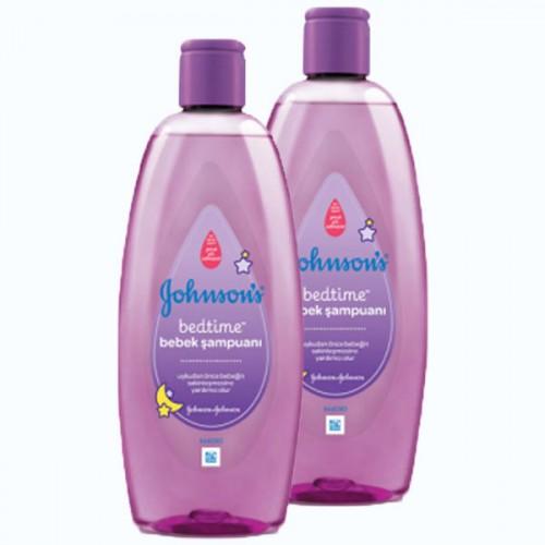 Johnsons Baby Bedtime Saç ve Vücut Şampuanı 500 ml x 2 Adet