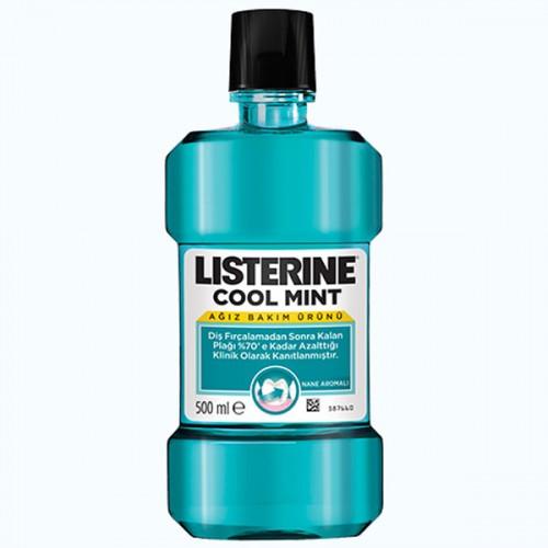 Listerine Ağız Bakım Suyu Cool Mint 500 ml