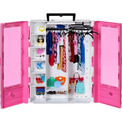 Barbie nin Pembe Gardırobu GBK11