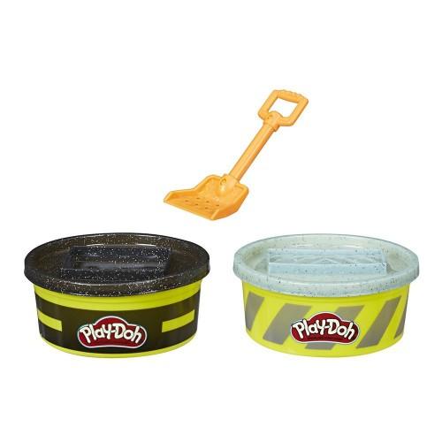 Play-Doh insaat Hamuru Çimento Asfalt E4508