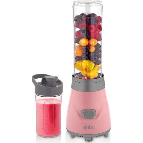 Sinbo SHB 3150 Pembe 350 W Smoothie Blender