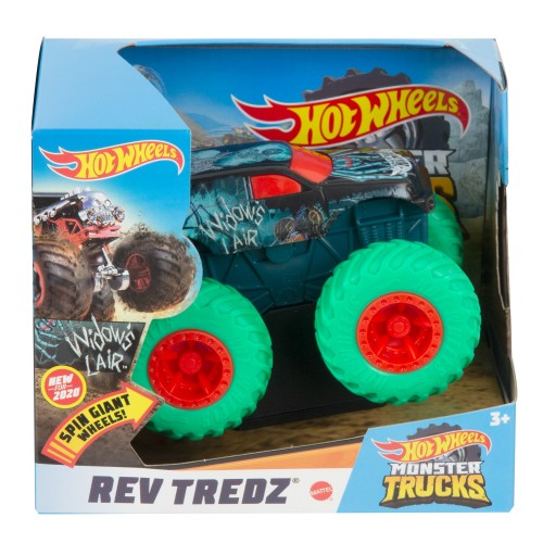Hot Wheels Monster Trucks 1:43 Çek Bırak Arabalar FYJ71-GKC76
