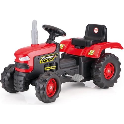 Pilsan Actıve Traktör Pedallı (Kırmızı)  07 314