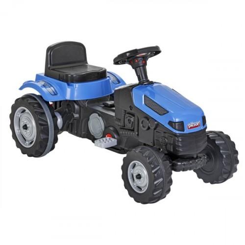 Pilsan Actıve Traktör Pedallı (Mavi)  07 314
