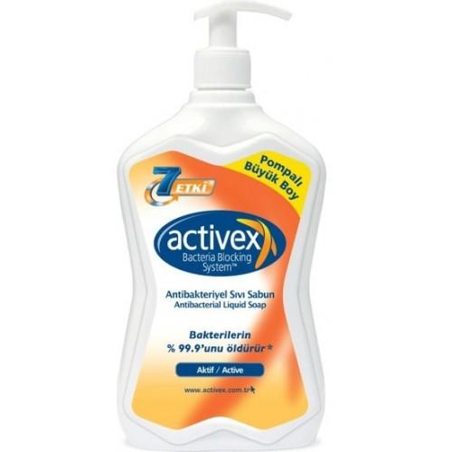 Activex Antibakteriyel Sıvı Sabun Aktif 700 ml