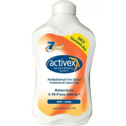 Activex Antibakteriyel Sıvı Sabun Aktif Koruma 1500 ml