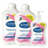 Activex Antibakteriyel Sıvı Sabun Nemlendiricili 1500 + 1500 + 700 ml