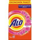 Alo Toz Çamaşır Deterjanı Beyazlar ve Renkliler İçin Gül Bahçesi 7 kg