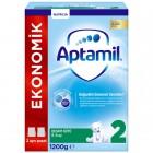Aptamil 2 Devam Sütü 1200 g 6-9 Ay