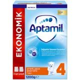 Aptamil 4 Çocuk Devam Sütü Yeni Formül 1200 gr