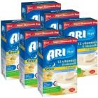 Arı Mama Sütlü 7 Tahıllı (Gece) Sütlü Pirinç Unu 500 gr x 6 Adet