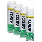 Arko 4'lü Anti-Irritation Tıraş Jeli 4 x2 00 ml