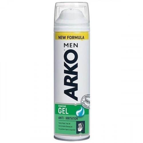 Arko Men Tıraş Jeli Anti Irritation 200 ml