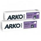 Arko Men Tıraş Kremi Sensitive 100 gr x 2 Adet