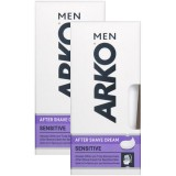 Arko Men Tıraş Sonrası Krem Sensitive 50 ml x 2 Adet