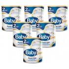 Baby Goat 2 Keçi Sütü Bazlı Devam Sütü 400 gr x 6 Adet