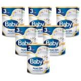 Baby Goat 3 Keçi Sütü Bazlı Devam Sütü 400 gr x 6 Adet